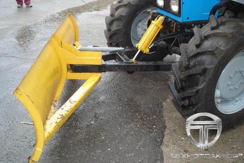 Лопата для уборки снега fiskars 141020
