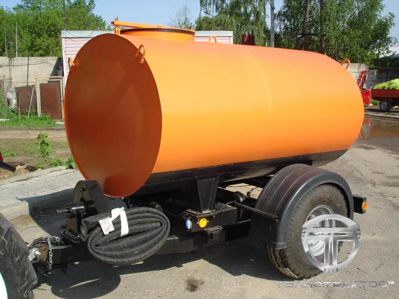 Бочки для воды поливомоечные прицепные тракторные